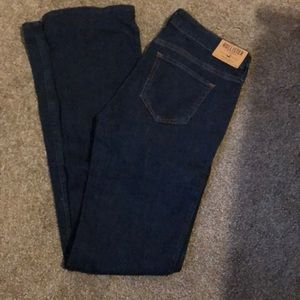 New without tags Hollister bootcut jeans